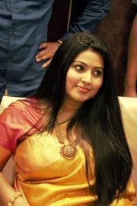 Actress Sneha @ Kancheepuram VRK Silks Launch Coimbatore Stills