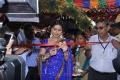 Sneha inaugurates Viveks Showroom Nagercoil