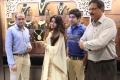 Sneha Inaugurates Malabar Gold'S Artistry Collection Photos