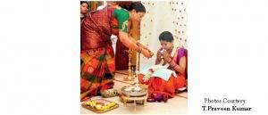 Tamil Actress Sneha Nalangu Function Images