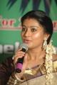 Cute Sneha Pattu Saree Photos