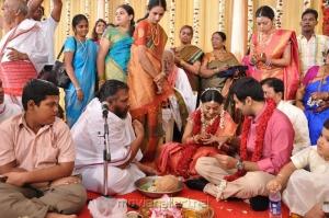 Sneha Prasanna Engagement Pics