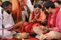 Tamil Actress Sneha Engagement Photos