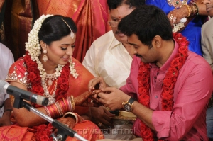 Sneha Prasanna Engagement Photos