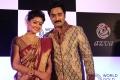Sneha, Prasanna at World Gold Council Jewellery Wedding Collection AZVA Launch