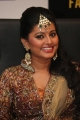 Actress Sneha Cute Stills at Chennai International Fashion Week 2012