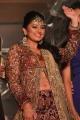 Actress Sneha Ramp Walk at Chennai International Fashion Week 2012 Season 4 Day 3
