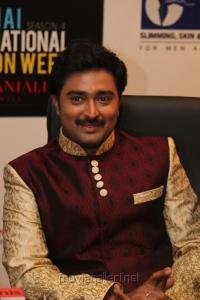 Tamil Actor Prsanna at Chennai International Fashion Week 2012 Day 3