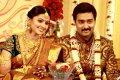 Sneha and Prasanna Wedding Reception Photos