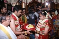 Actress Sneha and Prasanna Marriage Stills