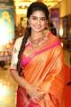 Actress Sneha Silk Saree HD Photos