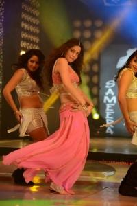 Actress Sneha Ullal Action 3D Ding Dong Item Song Stills
