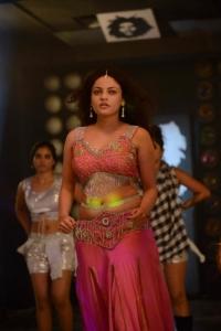 Telugu Actress Sneha Ullal Item Song Hot Pics