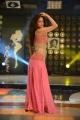 Actress Sneha Ullal in Light Red Long Skirt Dress