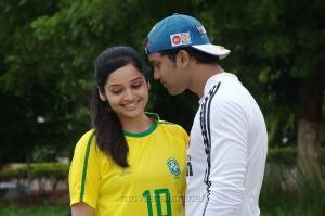 Tamil Actress Advaitha in Snehavin Kadhalargal Movie Stills