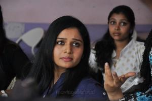 Actress Advaitha in Snehavin Kadhalargal Movie Stills