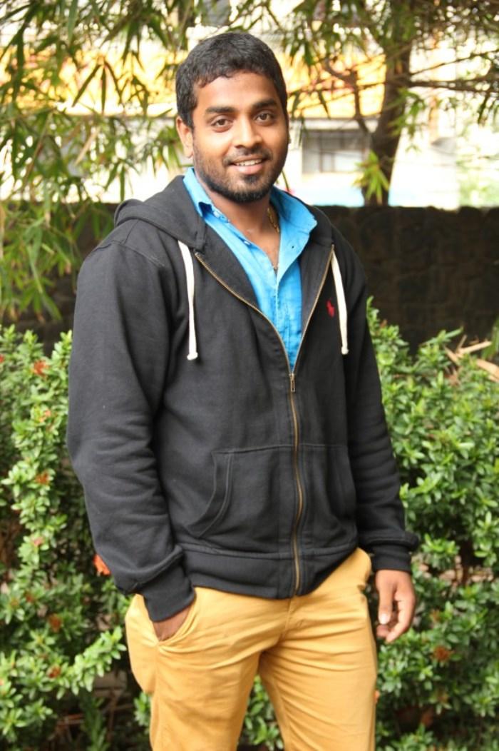 Actor Thilak @ Snehavin Kadhalargal Movie Press Meet Photos