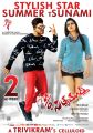 Allu Ajun, Samantha in S/O Satyamurthy Movie 2nd Week Posters
