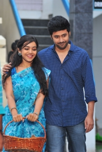 Nithya Shetty, Rahul Ravindran in Sobhan Babu Movie Stills