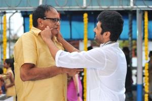 Chalapathi Rao, Rahul Ravindran in Sobhan Babu Movie Stills