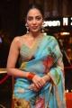 Actress Sobhita Dhulipala Saree Stills @ Major Teaser Launch