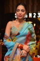 Actress Sobhita Dhulipala New Saree Stills @ Major Teaser Launch