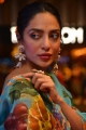 Major Movie Actress Sobhita Dhulipala New Saree StillS