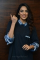 Actress Sobhita Dhulipala Pictures @ Goodachari Movie Success Meet