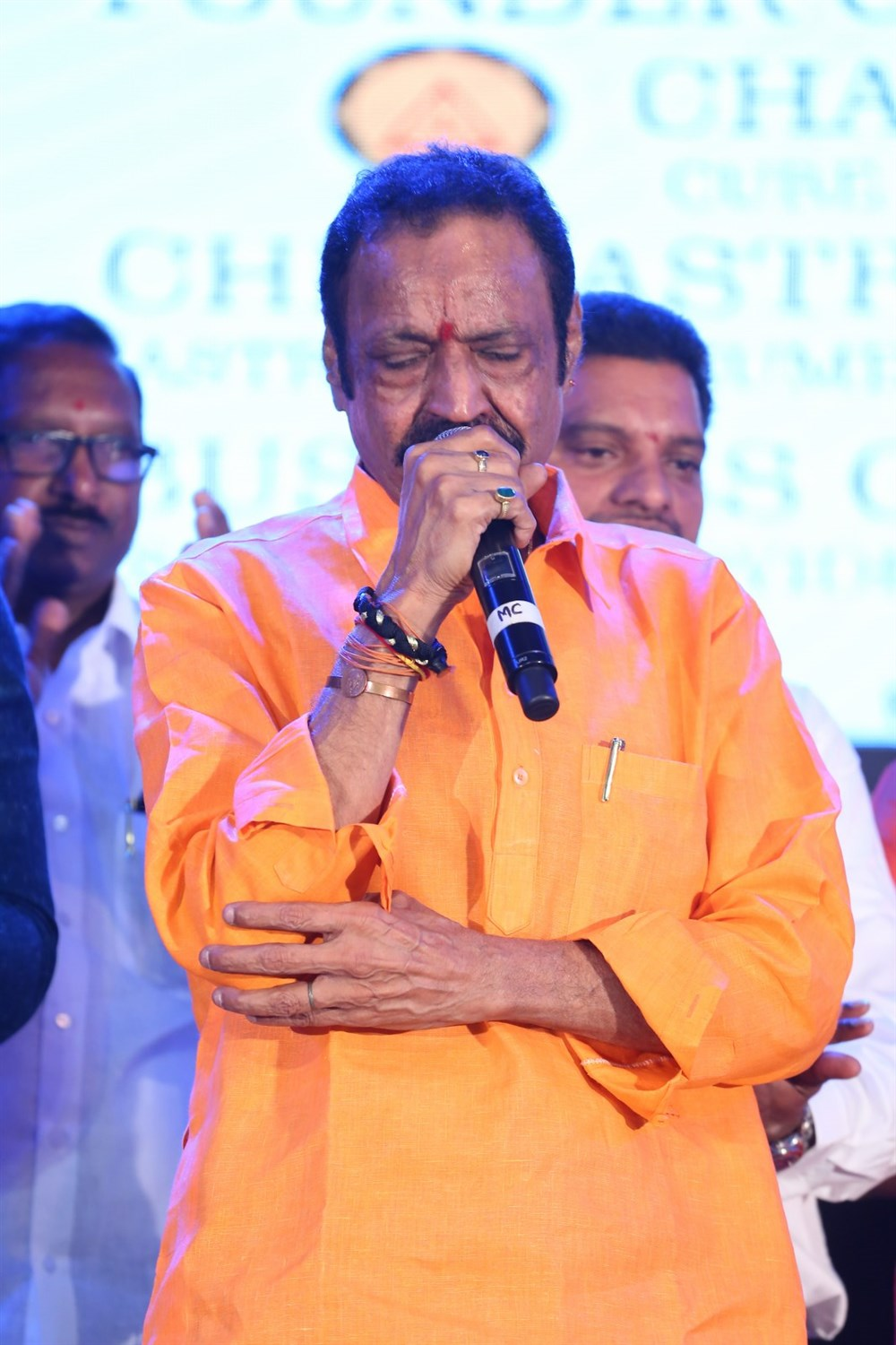 Nandamuri Harikrishna @ Soda Goli Soda Movie Audio Launch Stills