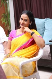 Actress Apoorva @ Soda Golisoda Press Meet Stills