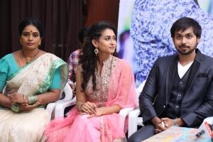 Jayavani, Mahima Alekhya, Maanas @ Soda Golisoda Press Meet Stills