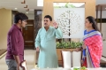 Sudigali Sudheer, Sayaji Shinde, Indraja @ Software Sudheer Movie Working Stills