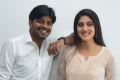 Sudigali Sudheer, Dhanya Balakrishna @ Software Sudheer Movie Press Meet Photos