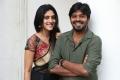 Dhanya Balakrishna, Sudigali Sudheer @ Software Sudheer Movie Success Meet Stills