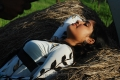 Actress Jesmy Hot in Solla Matten Movie Stills
