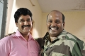 Taneesh Babu, Singam Puli in Sollithara Naaniruken Movie Stills