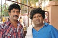 Taneesh Babu, Senthil in Sollithara Naaniruken Movie Stills