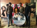 Chandan Kumar, Aishwarya Arjun, Arjun Sarja, Jassie Gift @ Sollividava Audio Launch at Suryan FM Photos