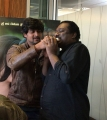 Chandan Kumar, Jassie Gift @ Sollividava Audio Launch at Suryan FM Photos