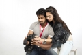 Chandan Kumar, Aishwarya Arjun in Solli Vidava Movie Stills