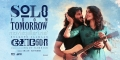 Dulquer Salmaan, Dhansika in Solo Movie Release Posters
