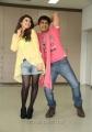 Hansika Motwani, Siddharth in Something Something Movie Hot Stills
