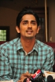Actor Siddharth at Something Something Press Meet Stills