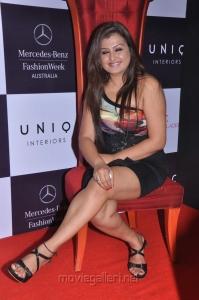 Sona Hot Pics at  UNIQ Fashion Week