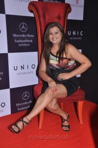 Sona Heiden Hot Stills at UNIQ Fashion Week