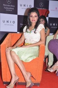 Sona at UNIQ Fashion Week Stills