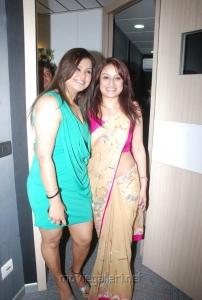 Actress Sona Heiden and Sonia Agarwal Stills