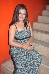 Tamil Actress Sona Hot Latest Photos in Sleeveless Long Gown