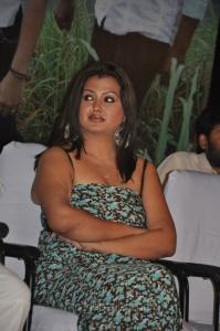 Actress Sona Heiden Hot Photos at Vellai Audio Release