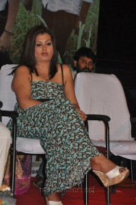 Tamil Actress Sona Hot Photos in Sleeveless Long Gown